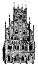 Gotik des Mittelalters