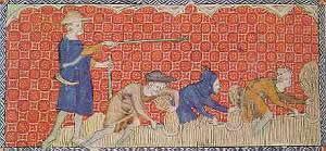 Brot im Mittelalter