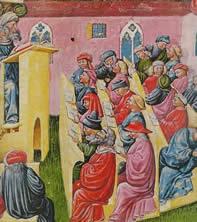 Die Universität im Mittelalter