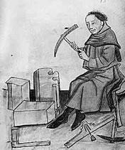 Die Steinmetze im Mittelalter
