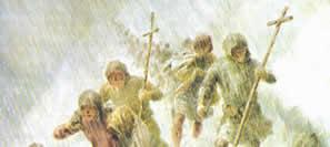 Der Kinderkreuzzug im Mittelalter