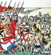 Zweiter Kreuzzug im Mittelalter