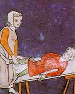 Die Hospitalgeschichte im Mittelalter