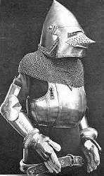 Die Rüstung im Mittelalter