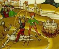 Der Henker im Mittelalter