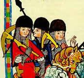 Armbrust im Mittelalter