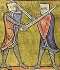 Schwerter im Mittelalter