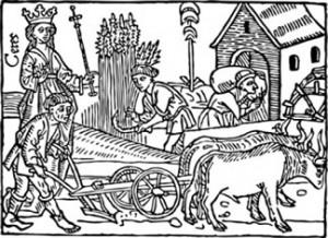 Landwirtschaft im Mittelalter