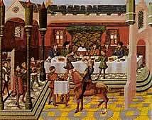 Hochzeit im Mittelalter