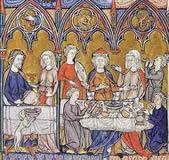 Die Herrenspeise im Mittelalter