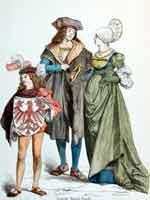 Das Bürgertum im Mittelalter