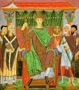 Das Lehnswesen im Mittelalter