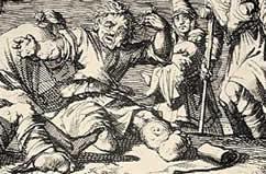 Die Lepra im Mittelalter