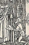 Das Antoniusfeuer im Mittelalter