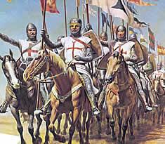 Erster Kreuzzug im Mittelalter