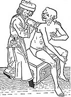 Die Pesterkrankung im Mittelalter