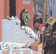 Soziale Auswirkungen der Pest im Mittelalter