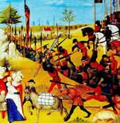Untergang des Rittertums im Mittelalter