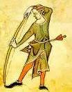 Der Bogen im Mittelalter