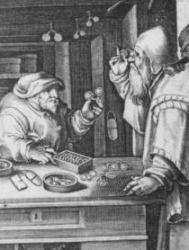 Die Alchemie im Mittelalter